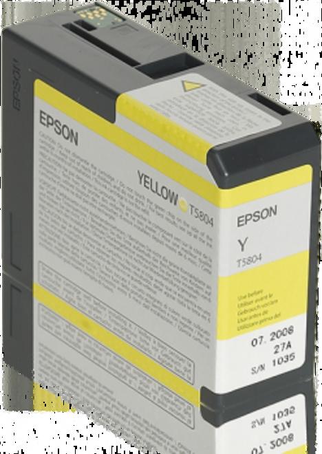 EPSON encre jaune (sp3800/3880).