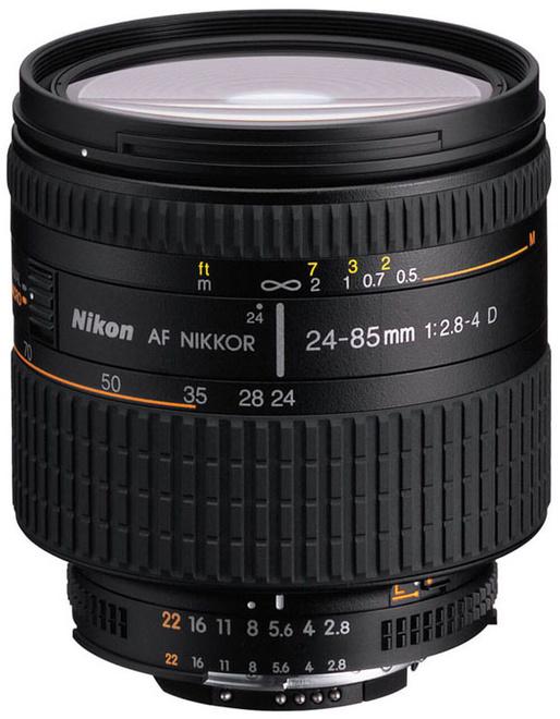 NIKON AF 24-85/2.8-4.0 D IF