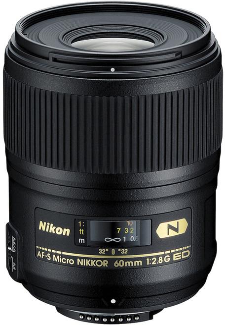 NIKON AF-S 60/2.8G ED MICRO