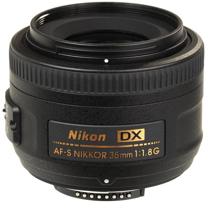 NIKON af-s 35/1.8 g dx.