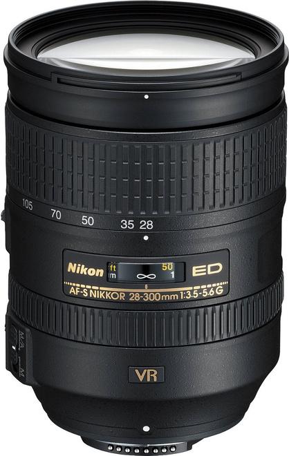 NIKON AF-S 28-300/3.5-5.6G ED VR