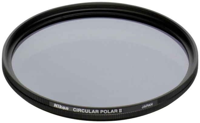 NIKON filtre plc c-pl-ii 62 mm.