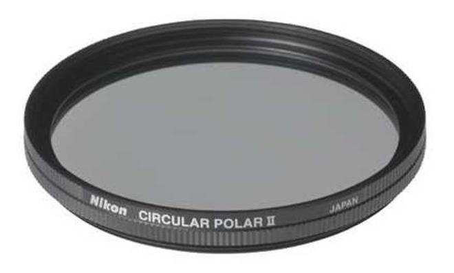 NIKON filtre plc c-pl-ii 77 mm.
