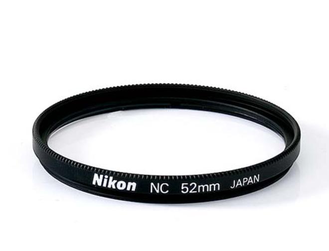 NIKON filtre neutre nc 52 mm.