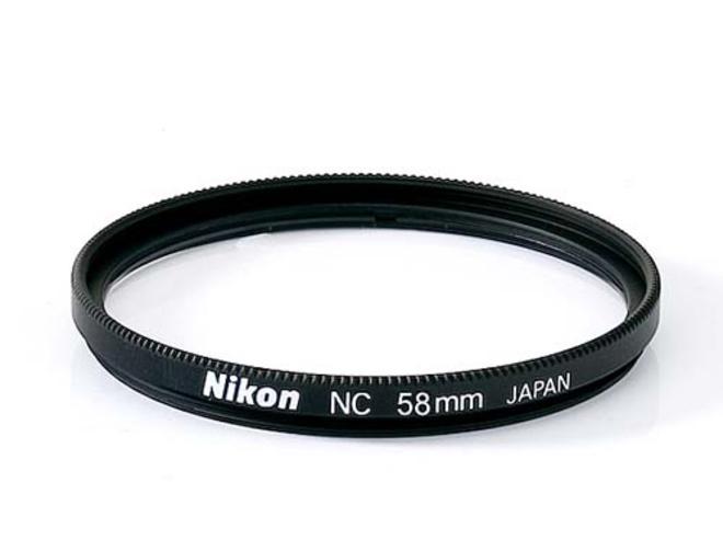 NIKON filtre neutre nc 58 mm.