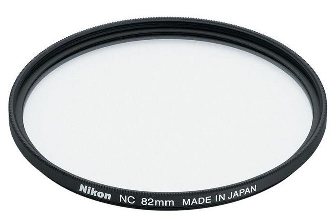 NIKON filtre neutre nc 82 mm.