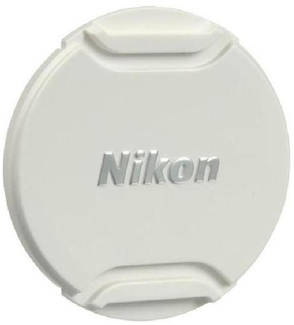 NIKON BOUCHON OBJECTIF AVANT LC-N55 BLANC