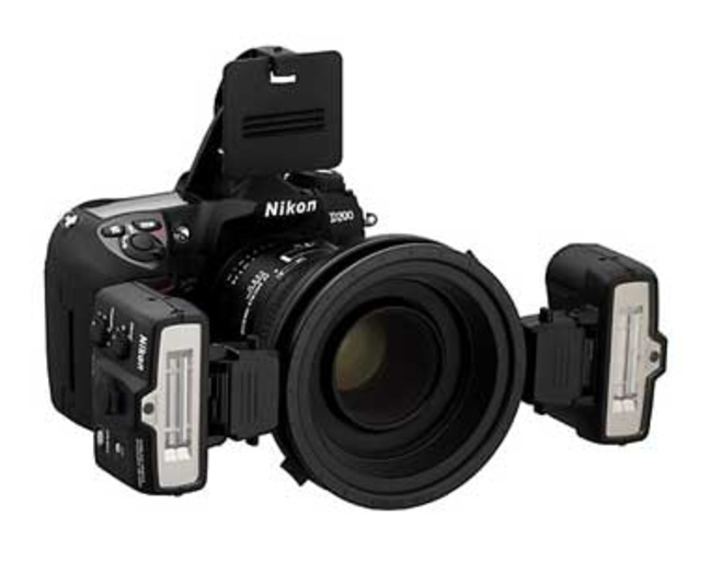 NIKON FLASH KIT R1