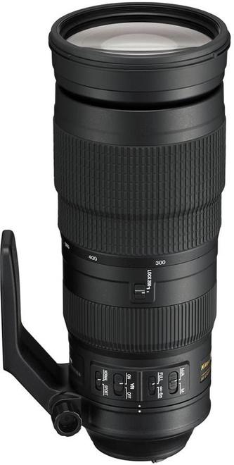 NIKON AF-S 200-500/5.6E ED VR