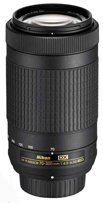 NIKON AF-P DX 70-300/4.5-6.3G ED