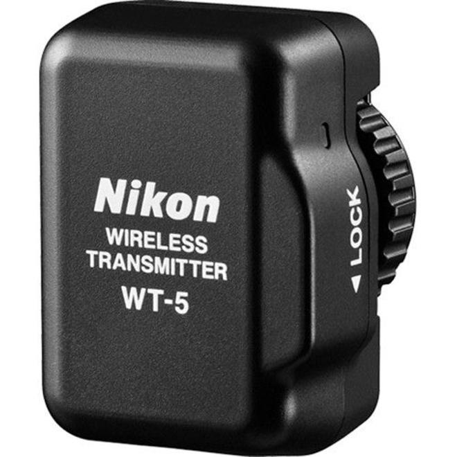 NIKON TRANSMETTEUR WIFI WT-5 (RC).