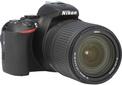 NIKON D5600 + 18-140/3.5-5.6 G ED VR