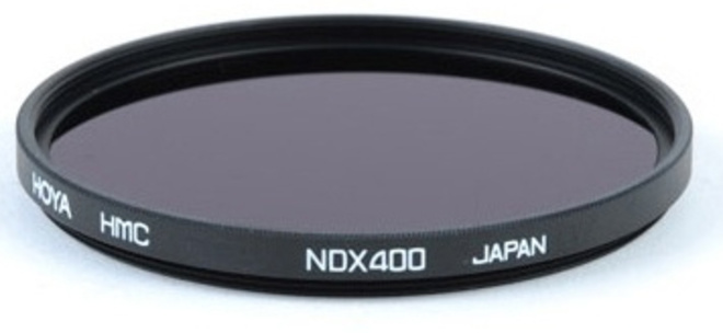HOYA filtre nd400 hmc 72 mm.