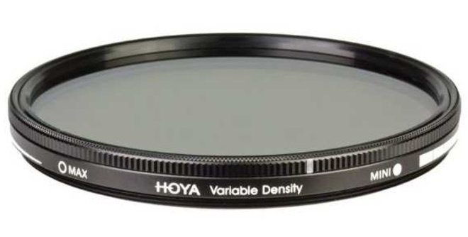 HOYA FILTRE ND DENSITE VARIABLE 55 MM YYN2655
