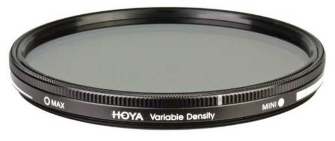 HOYA FILTRE ND DENSITE VARIABLE 72 MM YYN2672