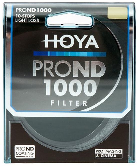 HOYA FILTRE ND1000 PRO 49 MM YYN1849