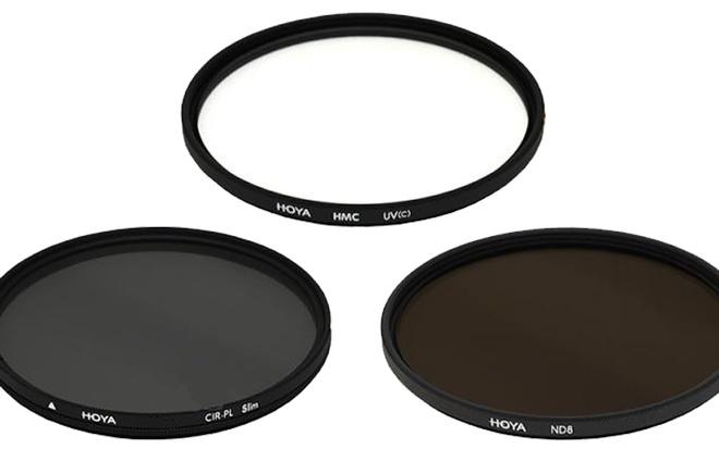 HOYA Filtres DFK55 II (UV,PLC,ND) D55