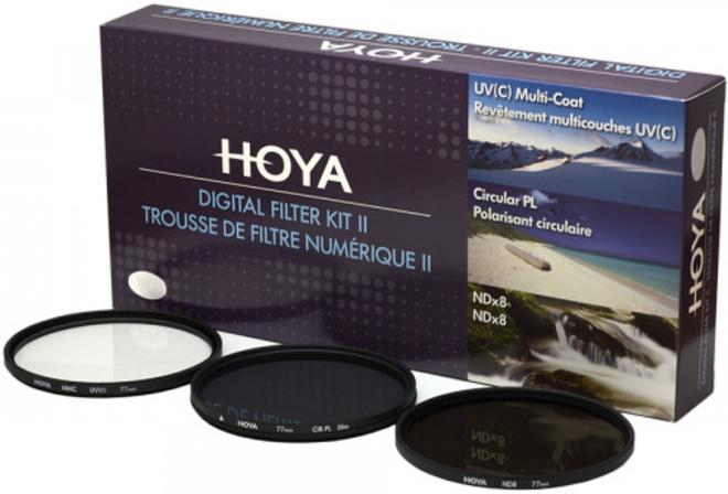 HOYA Filtres DFK62 (UV,PLC,ND) D62