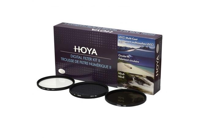 HOYA FILTRES DFK72 II (UV,PLC,ND) 72MM