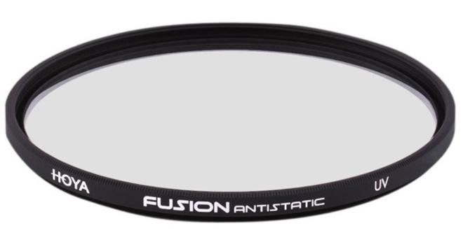 HOYA filtre uv fusion antistatic 62 mm.