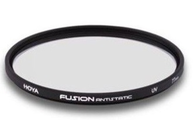 HOYA filtre uv fusion antistatic 77 mm.