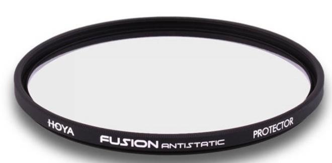 HOYA filtre protect fusion antistatic 37mm.