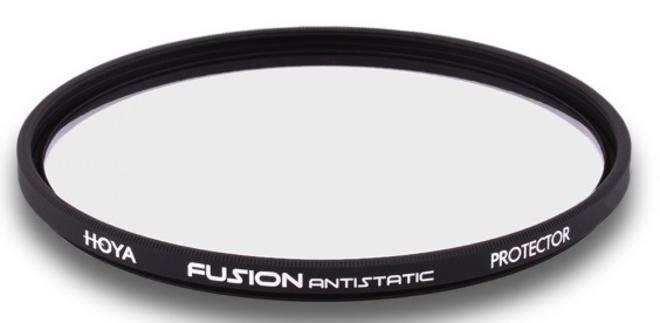 HOYA filtre protect fusion antistatic 49 mm.