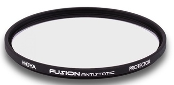 HOYA filtre protect fusion antistatic 49 mm.