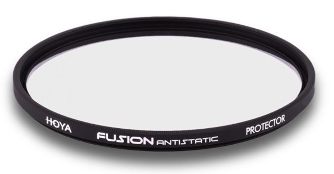 HOYA filtre protect fusion antistatic 52 mm.