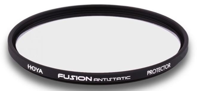 HOYA filtre protect fusion antistatic 58 mm.