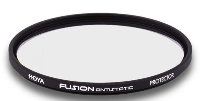 HOYA filtre protect fusion antistatic 67 mm.