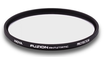 HOYA filtre protect fusion antistatic 72 mm.