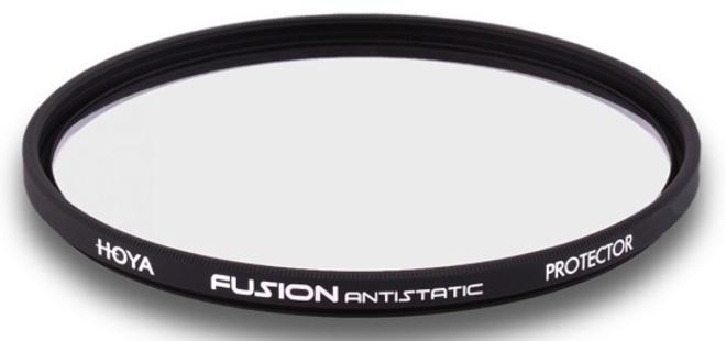 HOYA filtre protect fusion antistatic 82 mm.
