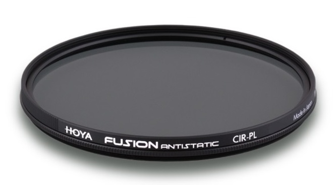 HOYA filtre plc fusion antistatic 46 mm.