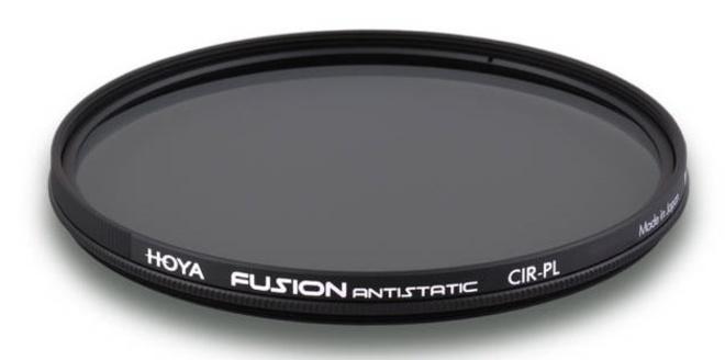 HOYA filtre plc fusion antistatic 55 mm.