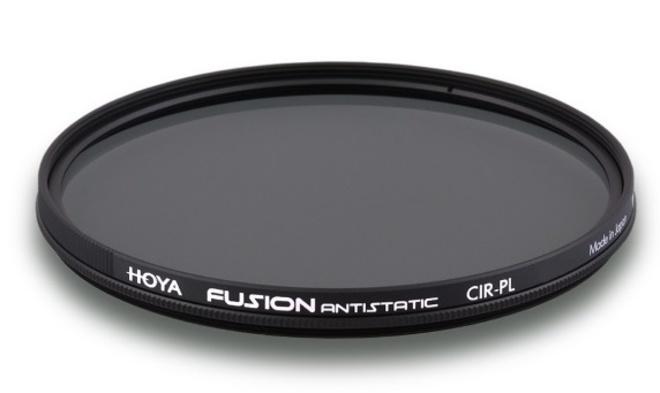 HOYA filtre plc fusion antistatic 58 mm.