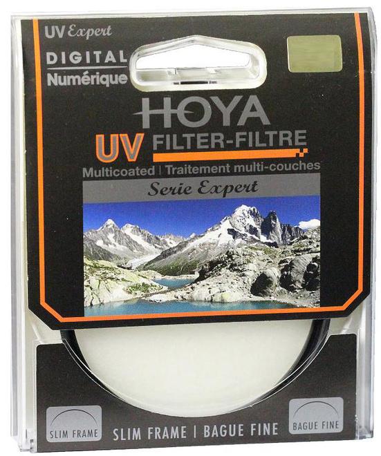 HOYA filtre uv expert 43 mm.