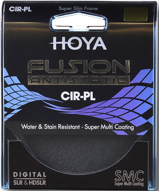 HOYA filtre plc fusion antistatic 95 mm.