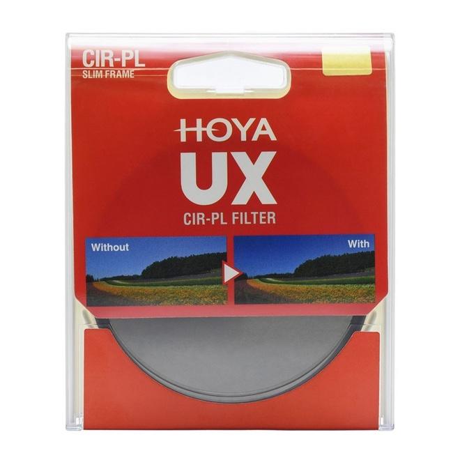 HOYA Filtre UX CIR-PL 62 mm