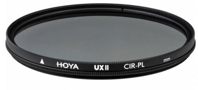 HOYA FILTRE UX CIR PL MKII 40.5MM