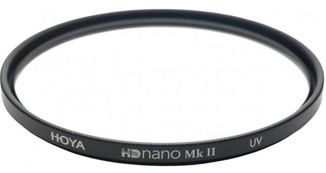 HOYA FILTRE UV HD NANO MK II 52MM
