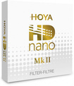 HOYA FILTRE UV HD NANO MK II 55MM