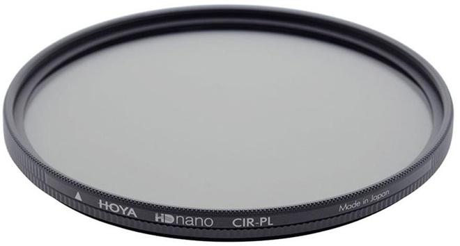 HOYA FILTRE PLC HD NANO MK II 58MM