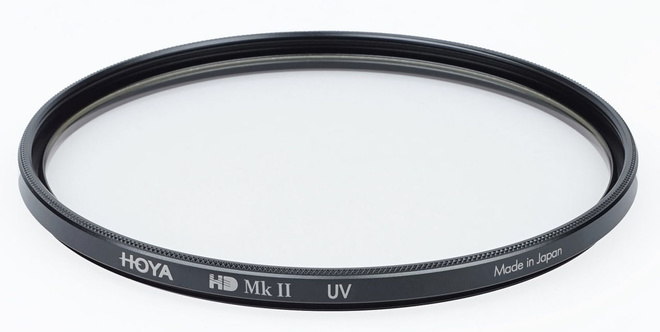 HOYA FILTRE UV HD MK II 49MM