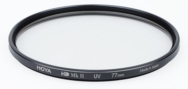 HOYA FILTRE UV HD MK II 77MM
