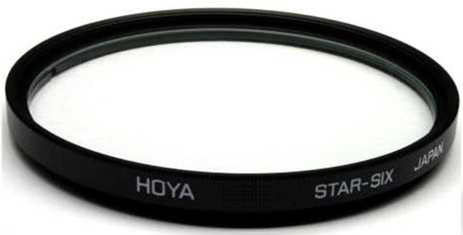 HOYA Filtre STAR 6 ETOILES 49mm