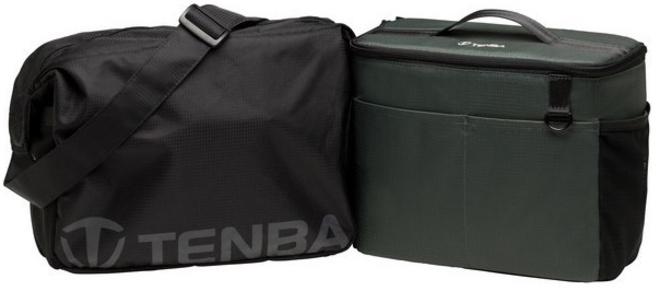 TENBA byob 10 ensemble insert + sac voyage