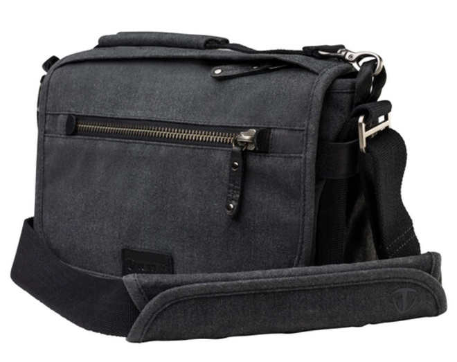 TENBA Sac epaule Cooper 8 Grey Canvas