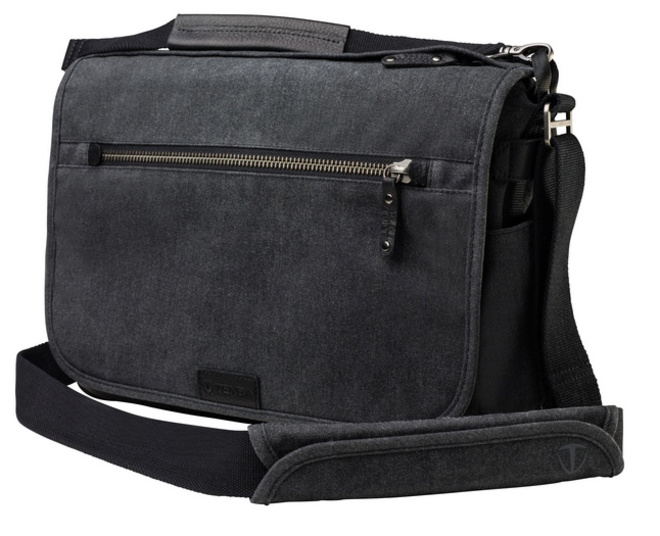 TENBA Sac epaule Cooper 13 Slim Grey Canvas