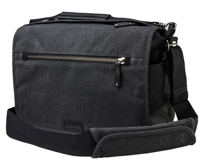 TENBA Sac epaule Cooper 13 DSLR Grey Canvas